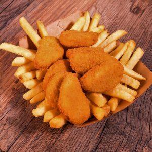 Nuggetsi s krumpirićima
